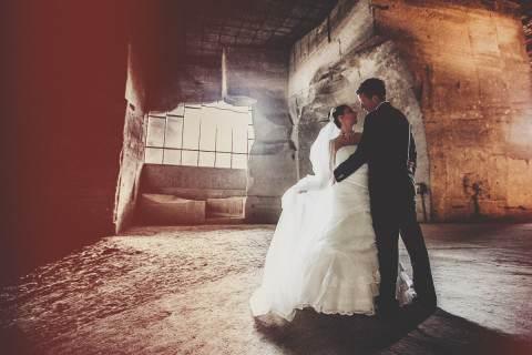 ez a páros végül közös lett, az esküvői fotóikat Csaba, a pocakosokat Melinda készítette