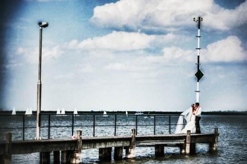 ezzel az esküvői fotósorozattal indult minden