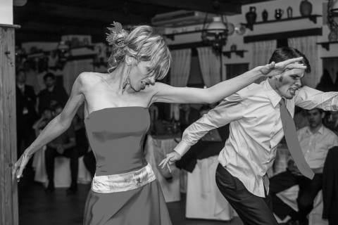 menyasszonyi tánc másképpen