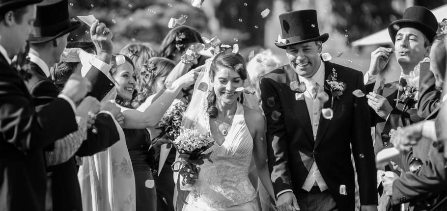 Öt kedvenc esküvői fotóm – a múltból